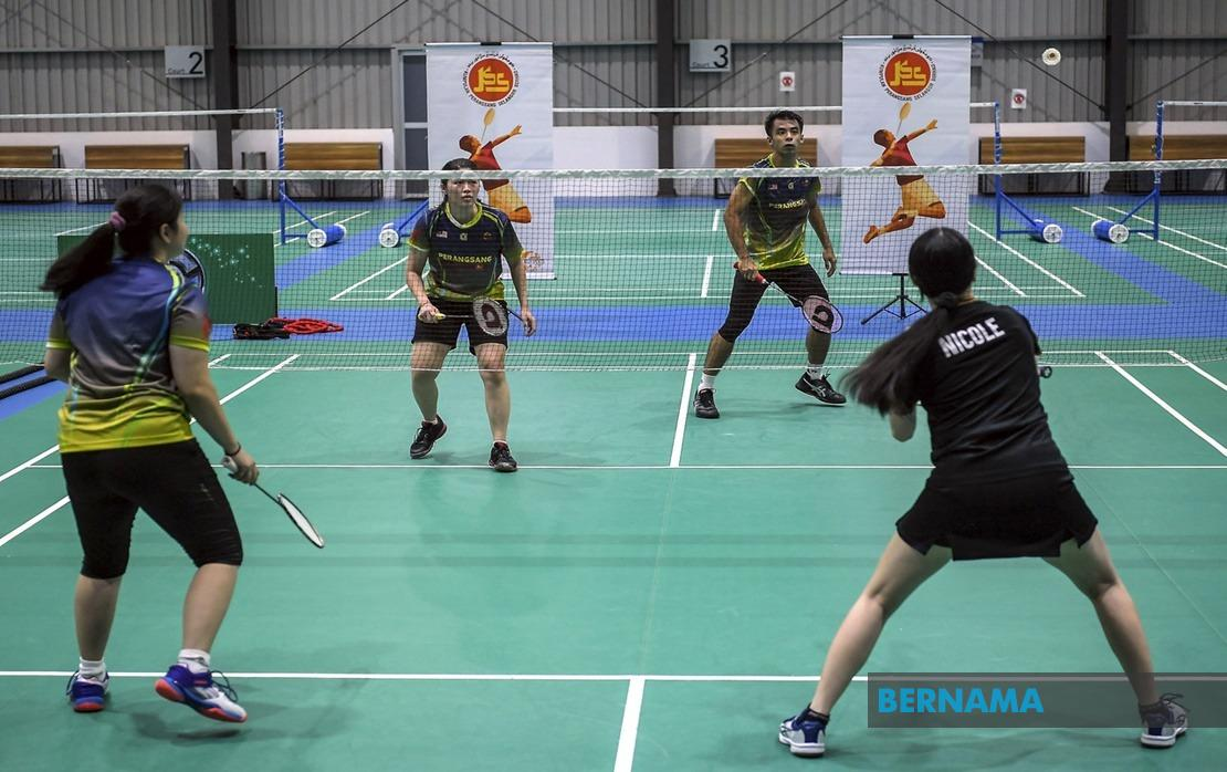 Perangsang Selangor allocates RM100,000 for developing deaf badminton players BO 25Nov20