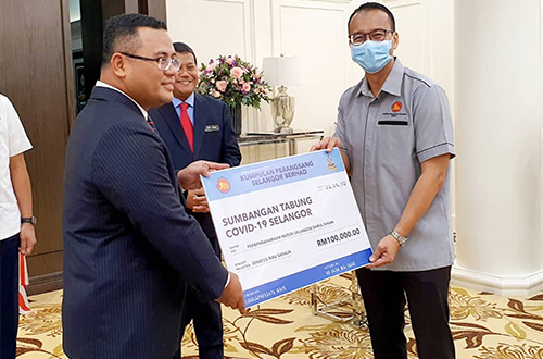 State of Selangor COVID-19 Special Assistance Fund