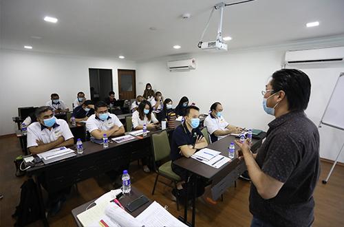 Corporate Sustainability Workshop for CBB