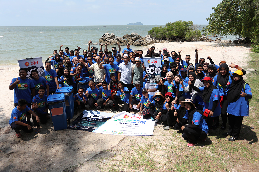Ecofrenz Beach Cleaning Programme