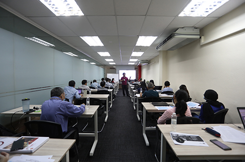 Corporate Sustainability Workshop for CPI