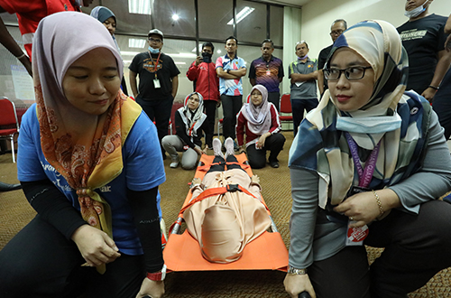 Basic Occupational First Aid Training Programme