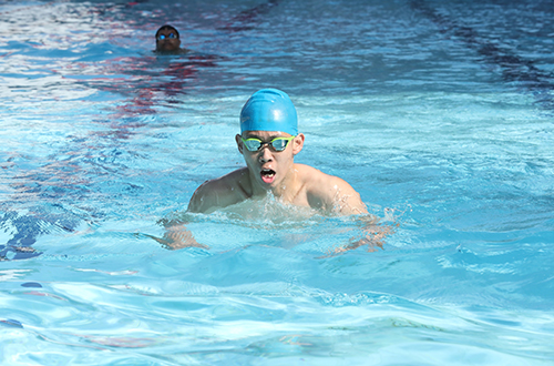 KPS Sports Development with the Special Needs - Swimming
