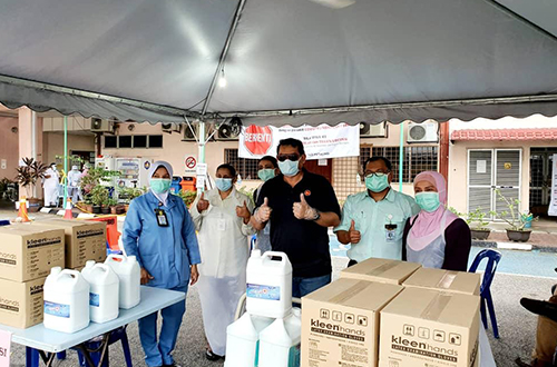 Personal Protective Equipment Contribution In Fight Against COVID-19