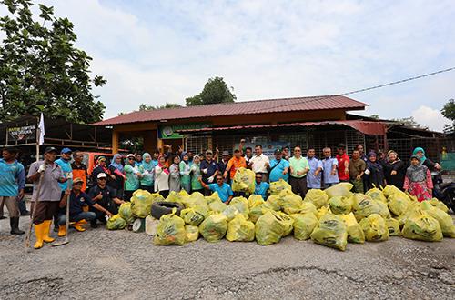 Program Pengindahan Pengkalan Nelayan