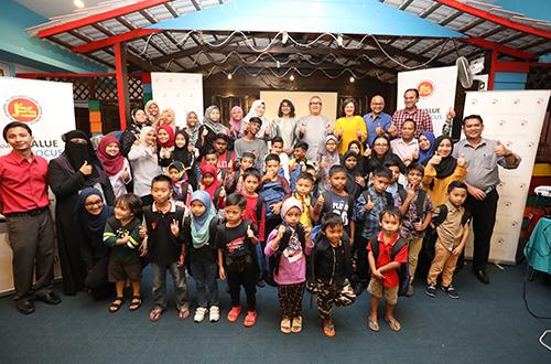 Women Empowerment Programme With Malaysian Aids Foundation (MAF)