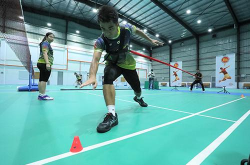 KPS Sports Development with the Deaf - Badminton